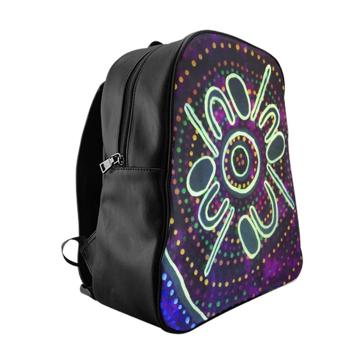 Sitting Circle EMK School Backpack