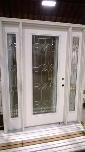Entrance Doors With Sidelights | Entry Door With Sidelights