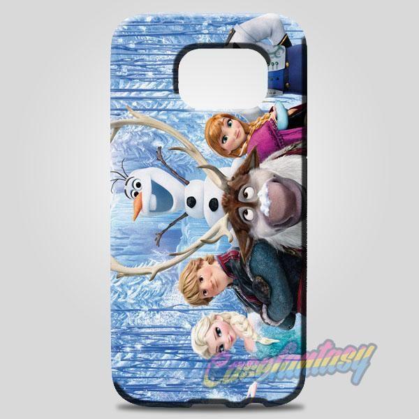 Frozen Olaf Ice Disney Movie Cartoon Samsung Galaxy Note 8 Case   casefantasy