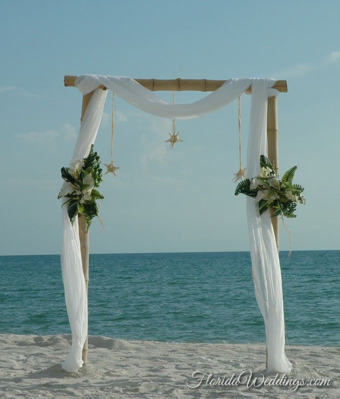 Beach Wedding Arch Decorations: Best 25+ Bamboo Wedding Arch Ideas On Pinterest