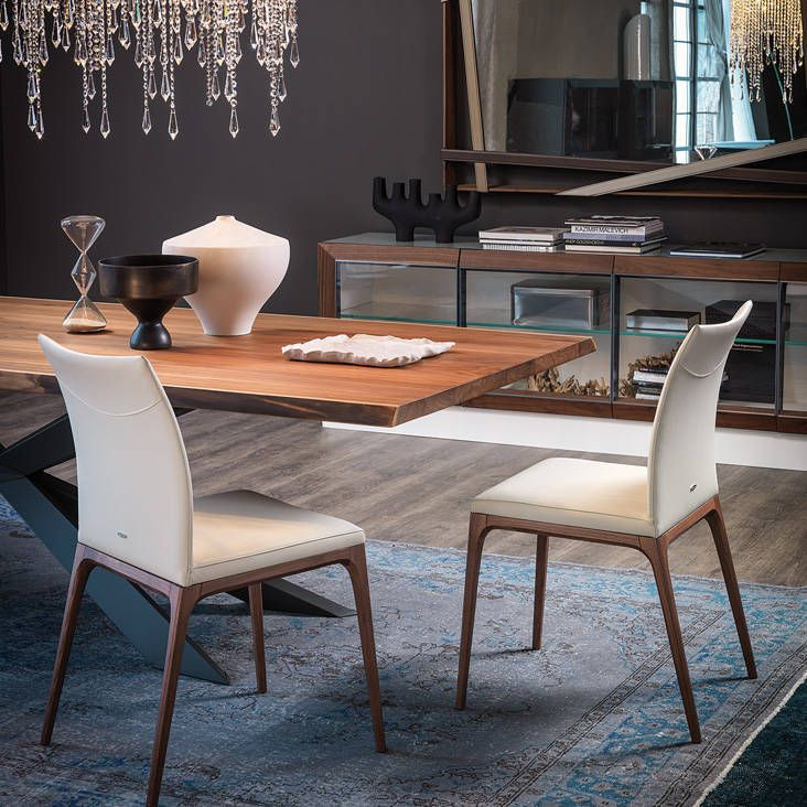 Sedia Arcadia Cattelan Italia Modern Dining ChairsDining TableContemporary