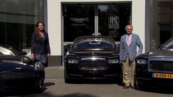 CEO:  Marissa van Laarhoven of  Rolls Royce   &  The Founder of Cito Motors .BV  Dhr.  H  van Laarhoven.