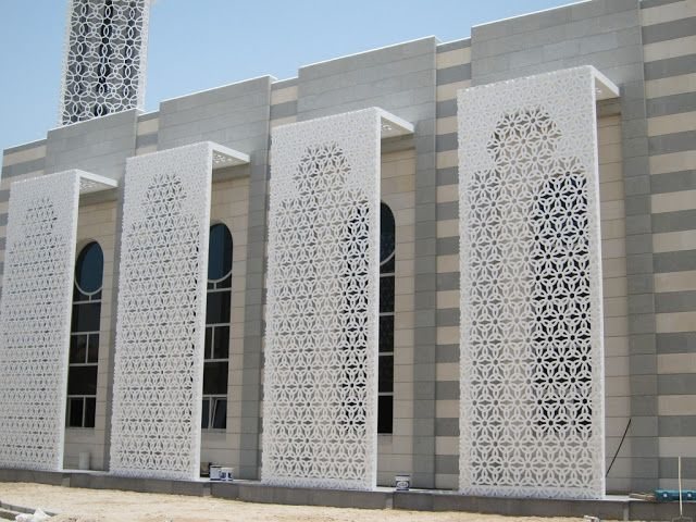 Confashions from Kuwait: Modern Mosque in Kuwait