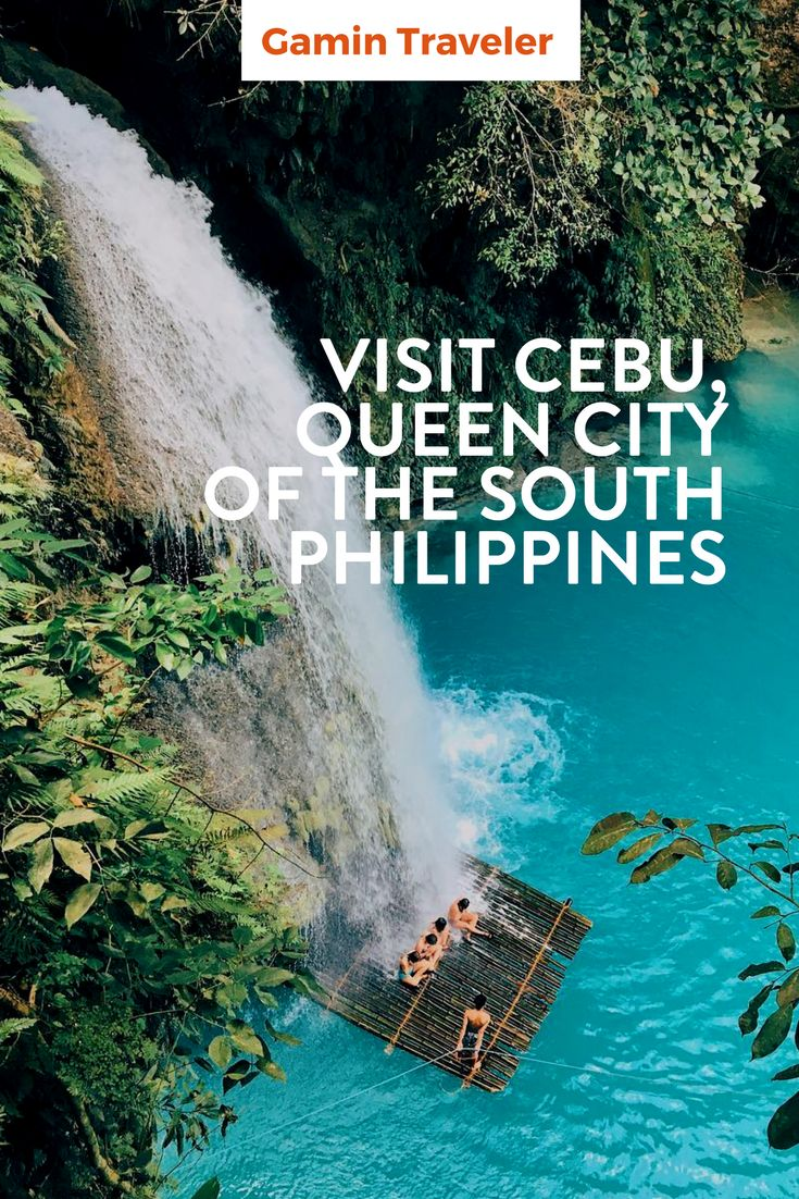 Backpacking in the Philippines?Visit Cebu: A Full Travel Guide via @gamintraveler