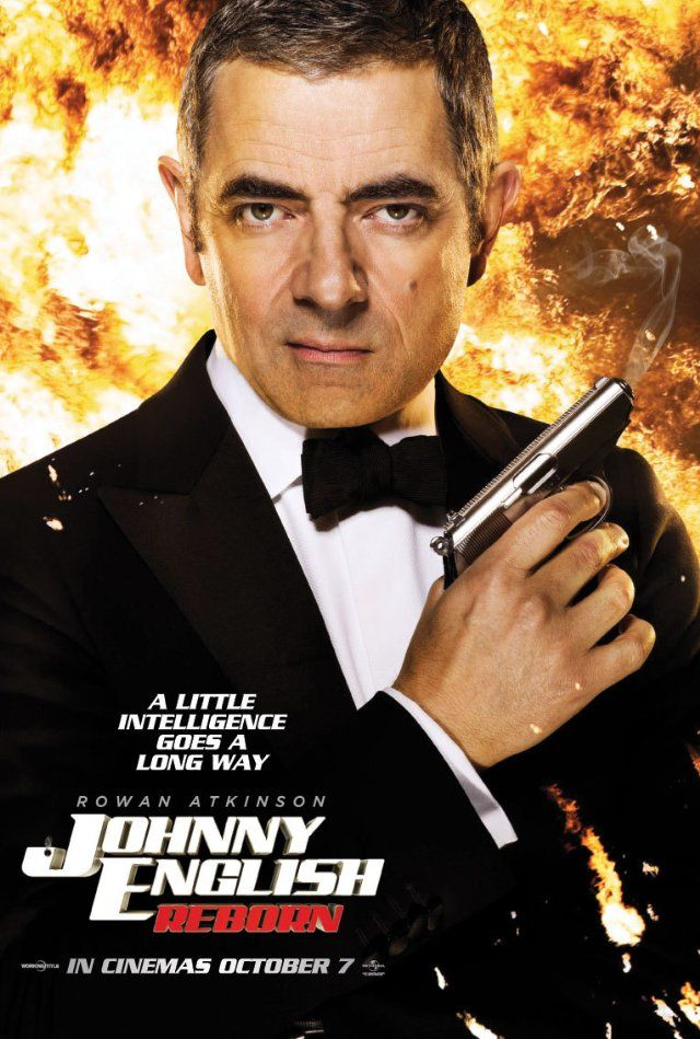 Johnny English/Johnny English Reborn. Oh my, he's so dashing, so suave, so debonair. I'm swooning!!!!<3 these movies.