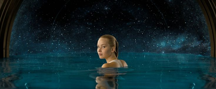 Passengers - Jennifer Lawrence