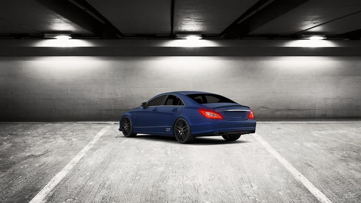 Check out my tuned #Mercedes #CLSclass 2011 at #alcarplayground #tuning