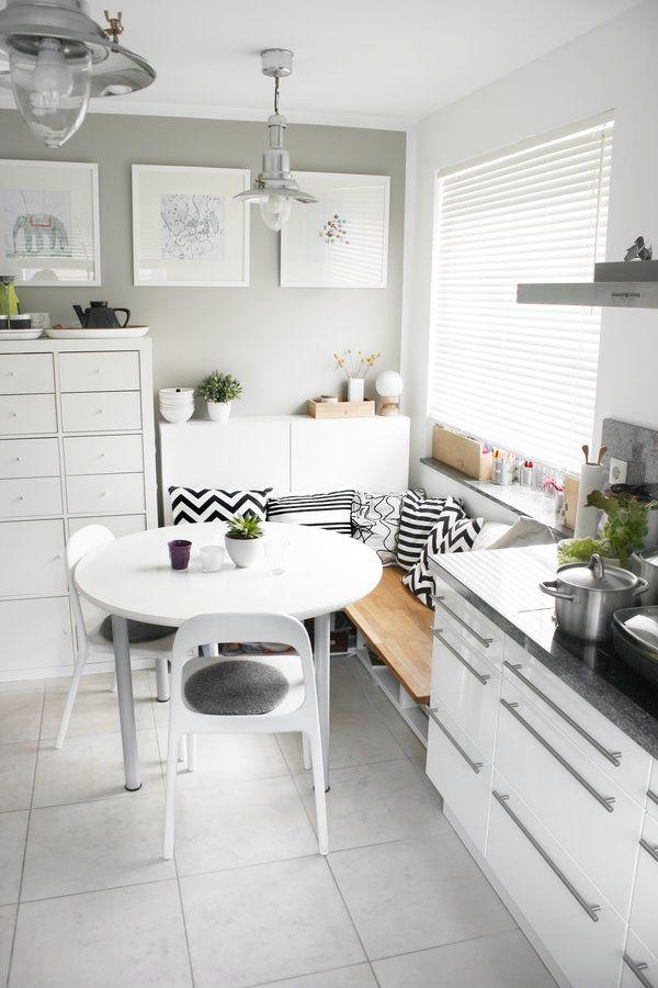 25 best ideas about sitzecke k che auf pinterest k chen. Black Bedroom Furniture Sets. Home Design Ideas