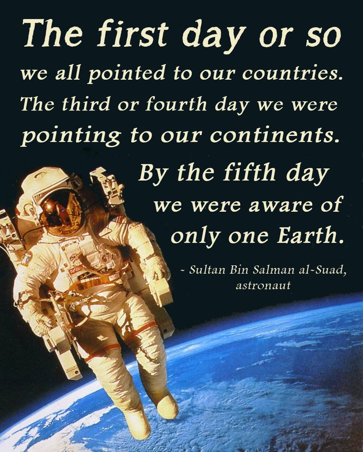 astronaut quote - Yahoo Image Search Results
