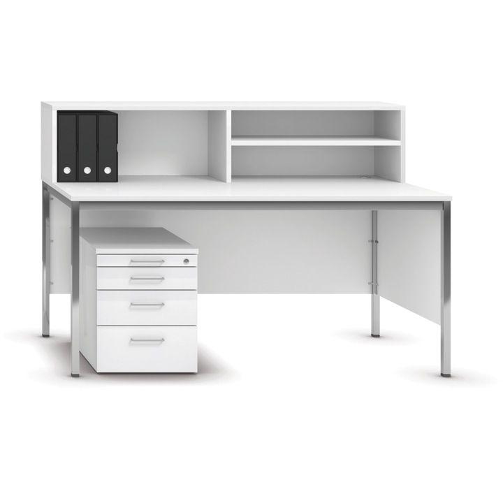 die 25 besten ideen zu schreibtisch mit aufsatz auf pinterest kommoden schubladen. Black Bedroom Furniture Sets. Home Design Ideas