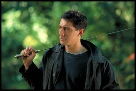 Oh, Methos. Peter Wingfield gave Adrian Paul a run for his money on Highlander in terms of sexiest Immortal.