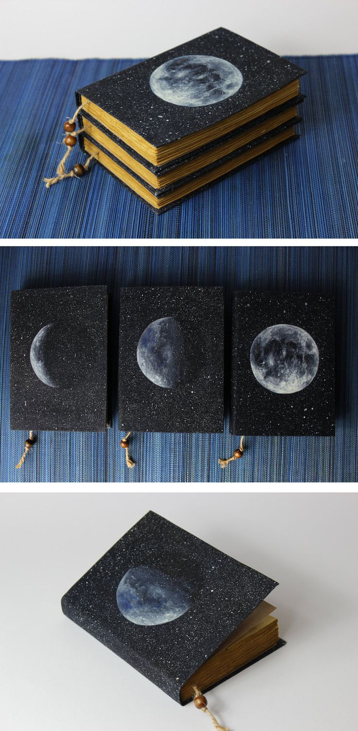 Patrycja Odzimkowska uses batik painting to decorate the cover of journals like the swirling cosmos.