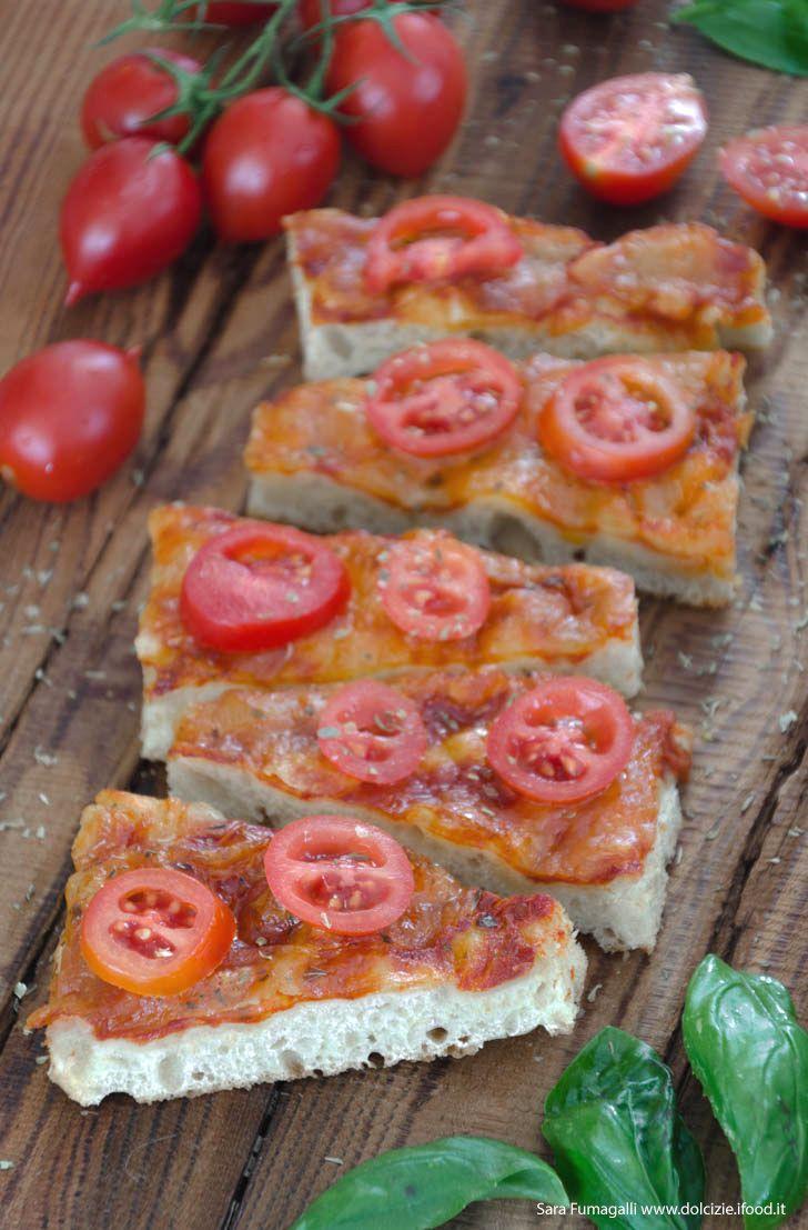 pizza in teglia buona