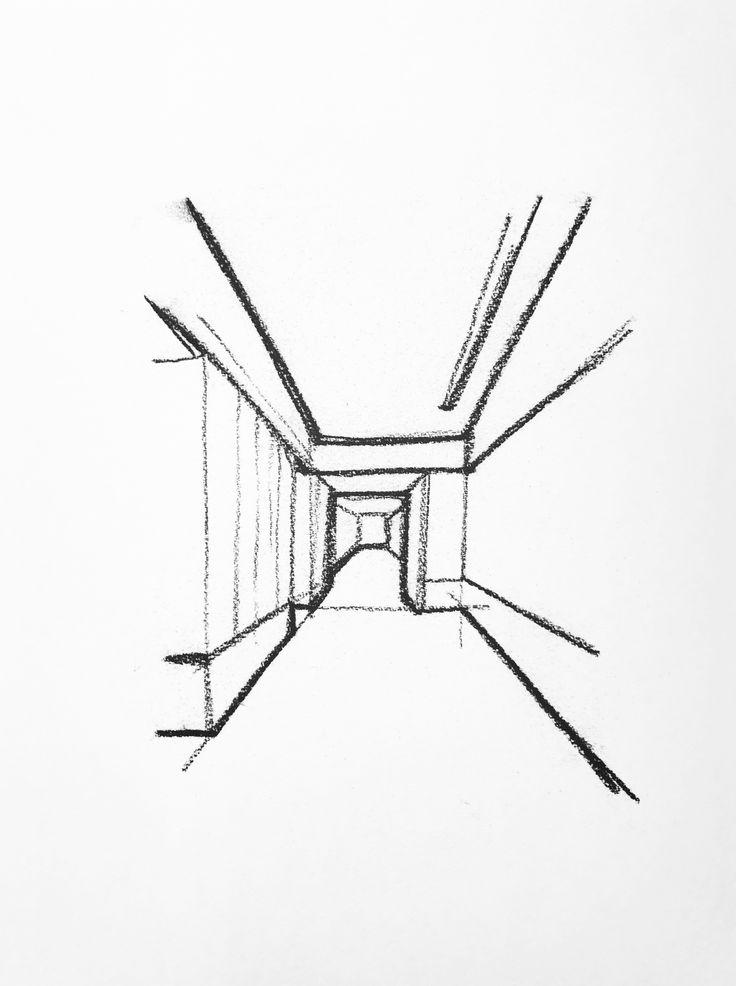 Drawing - Atmosfere Domestiche P+ F