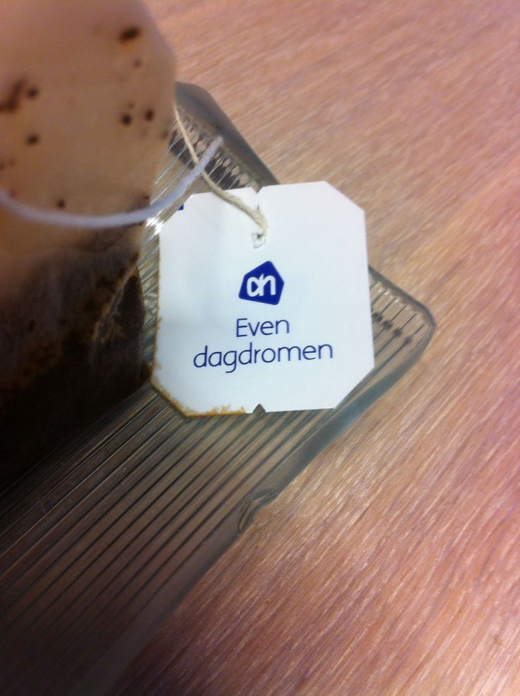 Storytelling Albert Heijn thee