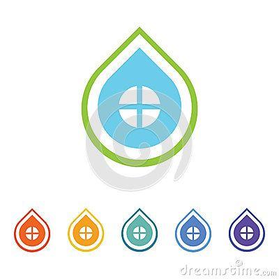 Drop House Logo