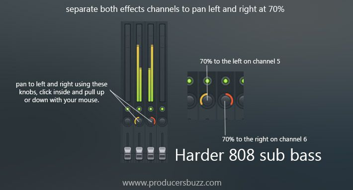 This Is A Full Step By Step Tutorial On Making 808 Sub Bass Hit Harder In Fl Studio A Full Step By Step Tutorial Created By Produ Step Tutorials Hard Submarine