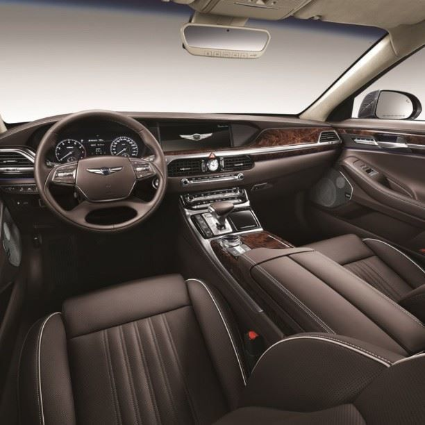 Driver Weekly - Review: 2017 Hyundai Genesis G90  Hyundai officially enters the luxury segment with the 2017 Hyundai Genesis G90. The automaker has always had the reputation of offering an incredible range of features at affordable prices, and has high-end options, but the Genesis G90 will be the luxury flagship that represents the new branch of Hyundai.
