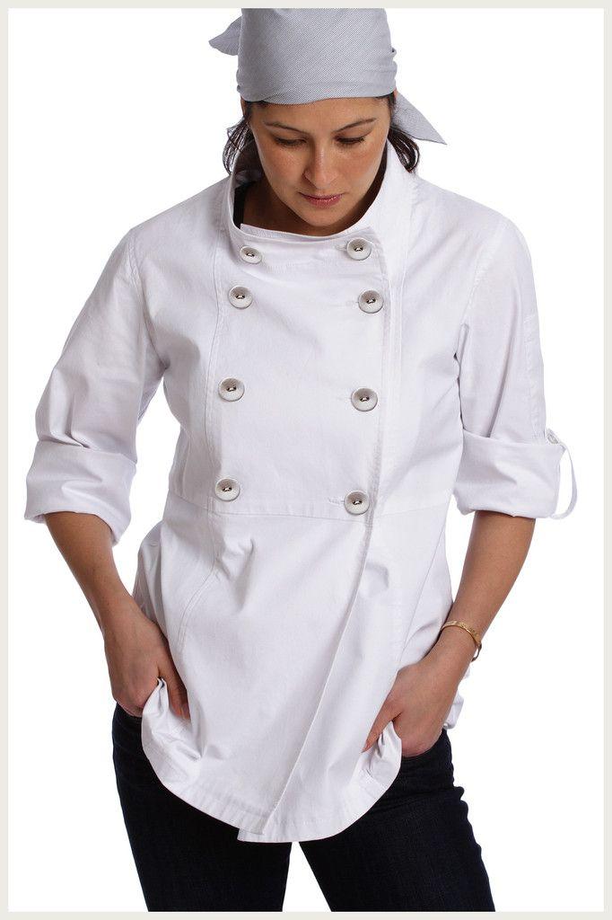Designer Chef Jacket - Women's Trench