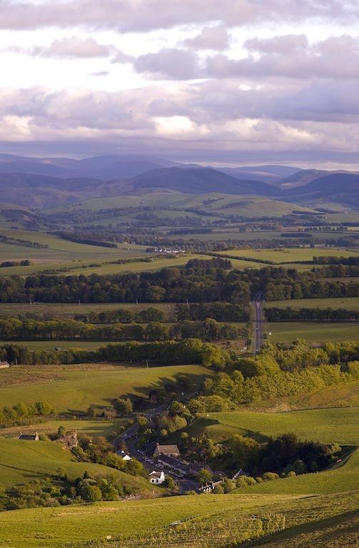 Photos | Scottish Sheep Farm | Landscape | Eastside Holiday Cottages