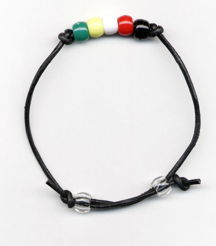 Teen Missions International | Wordless Book Bracelet