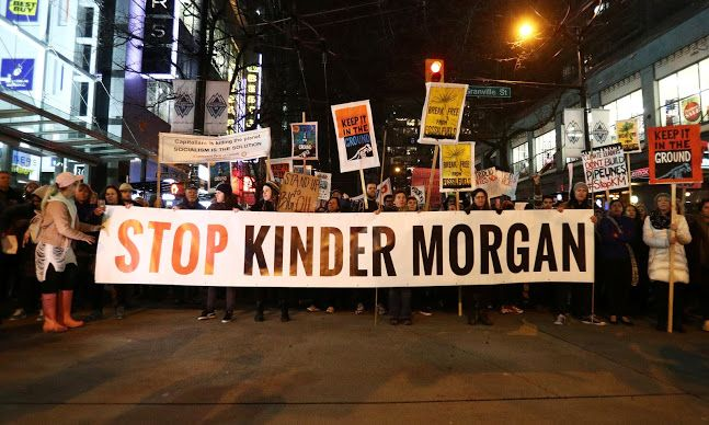Kinder Morgan pipeline: Canadians intensify huge opposition to expansion