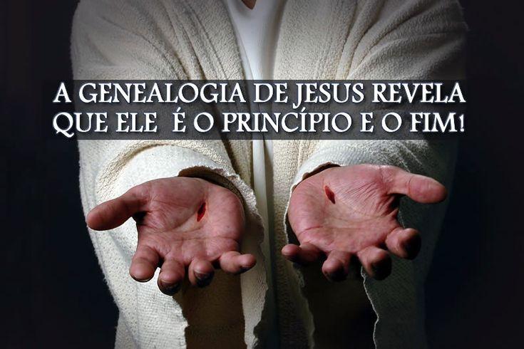 A Genealogia de Jesus Filho de Davi Filho de Abraão - Hebraica