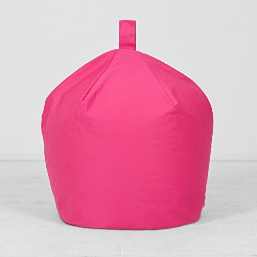 From 18.95 Extra Large Xl Childrens Kids Adult Cotton Fuchsia Pink Bean Bag Beanbag Filled