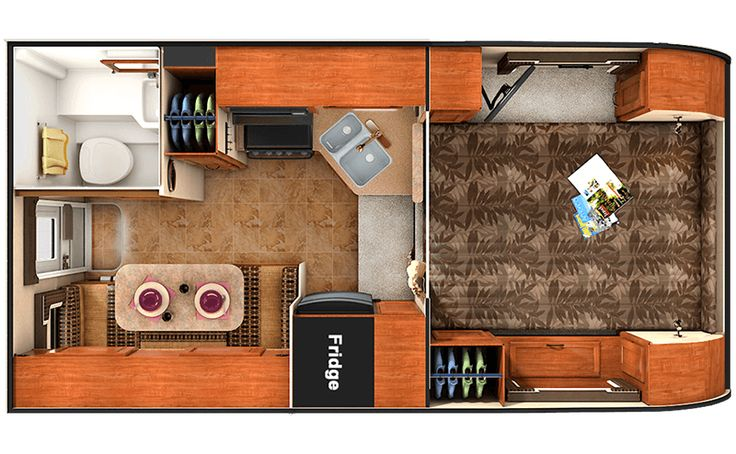 Lance 850 Truck Camper - Our smallest long bed truck camper isn't short on comfort.
