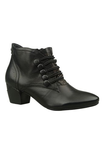 Christiano Bellaria New Unity Black Boot