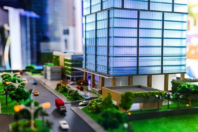 Gedung perkantoran senilai Rp 550 miliar tersebut direncanakan akan rampung pada tahun 2020.  #gedung #gedungperkantoran #property