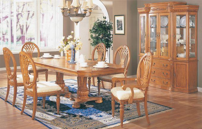 16 Charming Light Oak Dining Room Sets Photograph Designer
