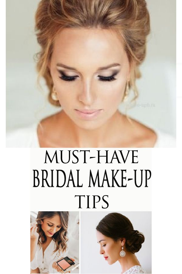 Take a few minutes to learn these great make up tips!