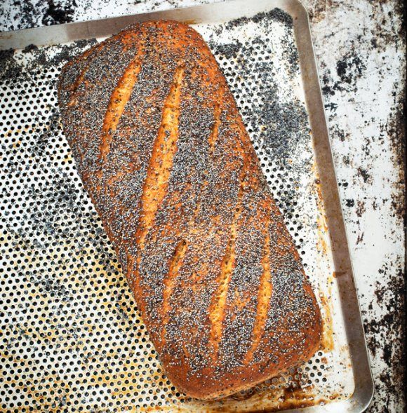 Glutenfritt vitt formbröd | Recept.se