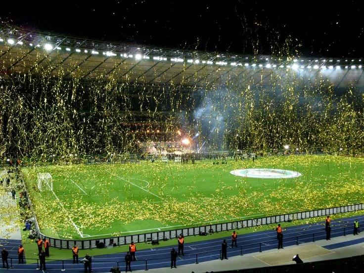Harakiri @ Borussia Dortmund-Bayern Munchen