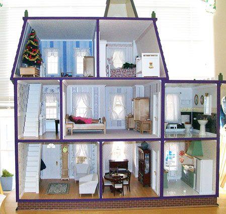 Dollhouse :: Clarau0027s Dollhouse