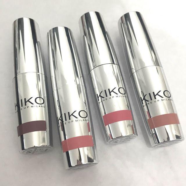 KIKO Milano - Unlimited Stylo Lipstick Review