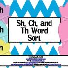 This is a perfect hands-on center!  Students will read, cut, sort and glue the words into the correct column.  Children can also draw pictures dire...