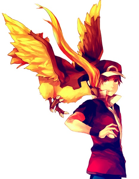 This Pidgeot is too small, but it's cool.