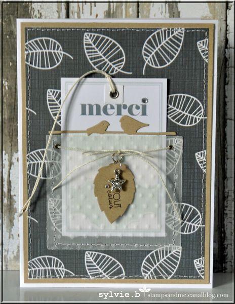 Carte de remerciement : http://scraprendezvous.canalblog.com/archives/2013/09/23/27660585.html