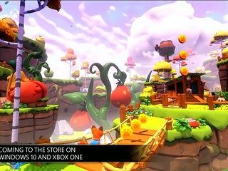 Super Lucky's Tale Is A New Game Built For The Xbox One - E3 2017