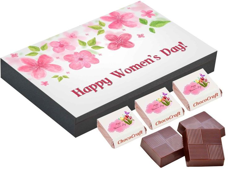 Women's day gifts for friends   Buy Chocolate box online