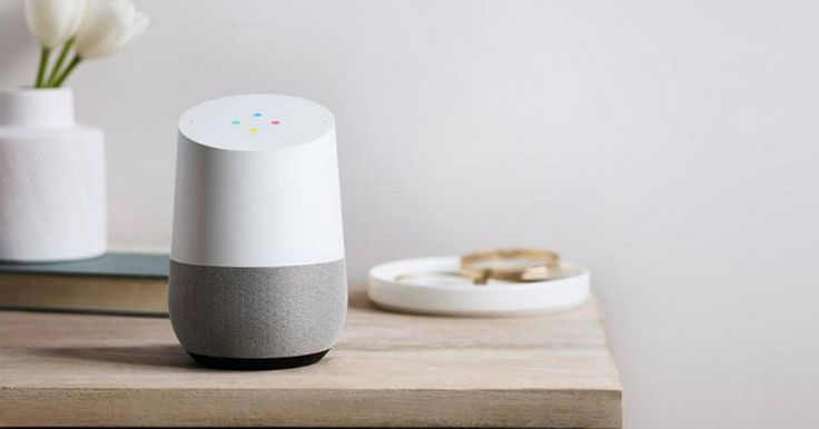 Google Home is the voice-controlled speaker that wants to take over your house - Irish Mirror