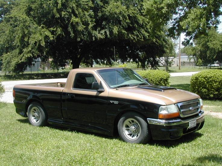 chop top ford ranger pickup life pinterest ford. Black Bedroom Furniture Sets. Home Design Ideas
