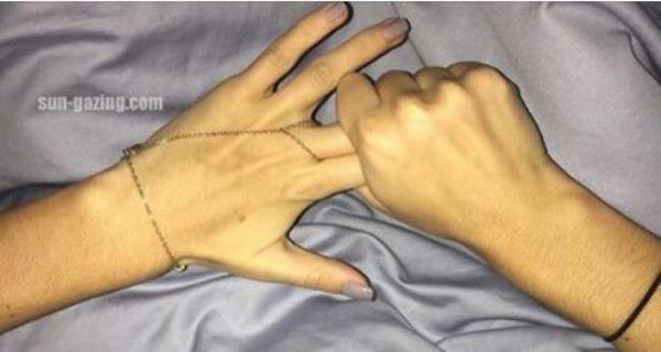 TU SALUD Y BIENESTAR : Frotar estos dos dedos de 60 segundos y ver qué pa...