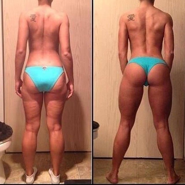 Hourglass Workout Damn the transformation