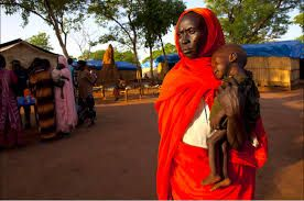 Image result for who is helping in south sudan famine