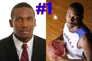 KU Player Quiz! Who is #1 for the Kansas Jayhawks 2013 basketball team?