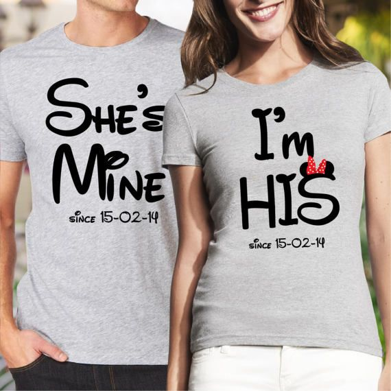 Cartoon Couple Design Tees Shirts Couple Tee Tops T Shirt: 17 Best Ideas About Couple Tshirts On Pinterest