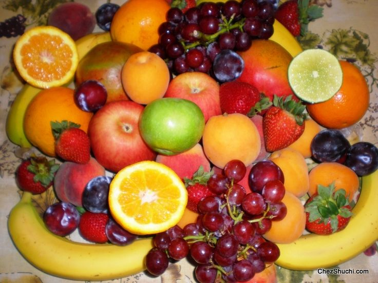 Fruits are one of the most important parts of our diet. They are a great source of minerals, fibers, and vitamins. A major part of fruits is water, and it is easier for our body to process and absorb the vitamins and minerals from fruits.